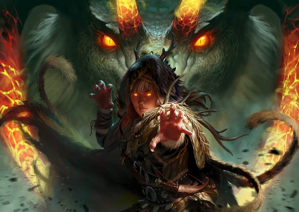 Dragon-Whisperer-Dragons-of-Tarkir-MtG-Art-High