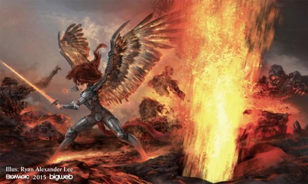 赤の天使・Ryan Alexander Lee