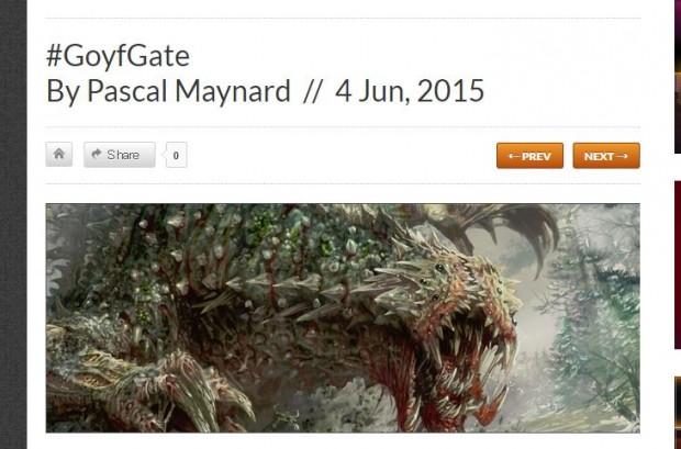 Goyfgate