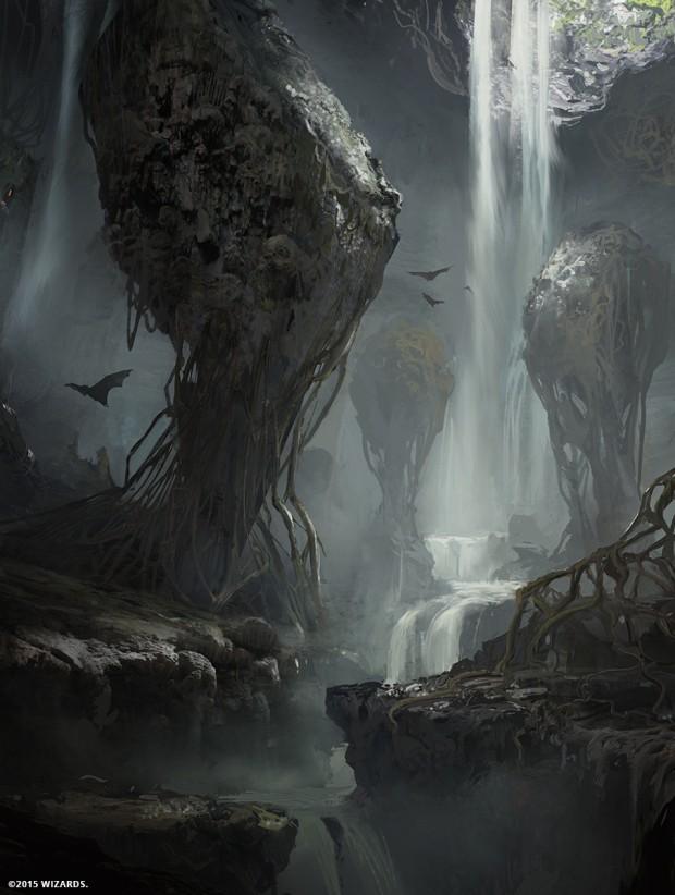 タンゴ窪み渓谷