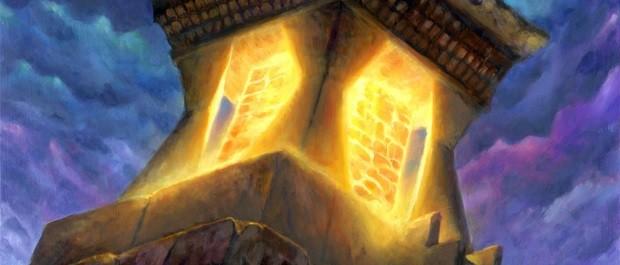 Mana Crypt by Matt Stewart