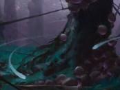 墨蛾の生息地