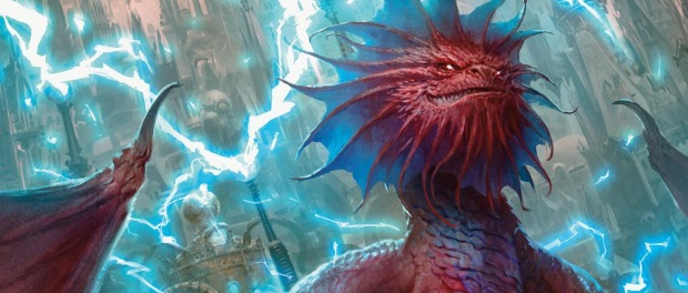 Niv-Mizzet-Parun-Guilds-of-Ravnica-MtG-Art